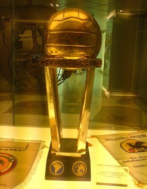 Troféu da Copa Intercontinental